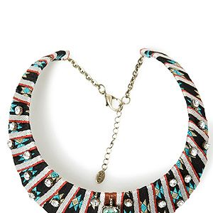 "<p>Us Cosmo girls love a statement necklace. Jazz up your work outfit with this beast of a necklace from Zara.<br /><br />Leopard gem-encrusted necklace, £19.99, <a title=""http://www.zara.com/webapp/wcs/stores/servlet/product/uk/en/zara-neu-W2012/271008/976055/LEOPARD%20GEM-ENCRUSTED%20NECKLACE"" href=""http://www.zara.com/webapp/wcs/stores/servlet/product/uk/en/zara-neu-W2012/271008/976055/LEOPARD%20GEM-ENCRUSTED%20NECKLACE"" target=""_blank"">Zara</a><br /><br /></p>"