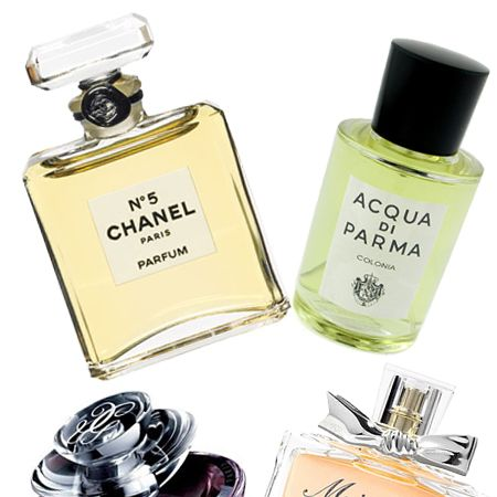 "Every girl should have her own signature scent so splash out on your favourite designer perfume or timeless classics such as Miss Dior, Chanel No5 or Allure, Aqua Di Parma or a Guerlain classic. A spritz of your favourite scent is the perfect pick me-up.<br /><br /><a target=""_blank"" href=""http://www.boots.com/webapp/wcs/stores/servlet/CategoryDisplay?categoryParentId=3633&storeId=10052&categoryId=4713"">www.boots.com</a><br /><br />"