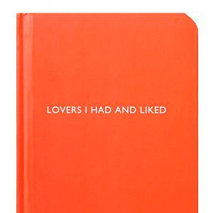 """<p>'Lovers I had and liked' notebook, £9.95, Archie Grand, <a href=""""http://www.thepaperie.co.uk/archie-grand-lovers-i-had-and-liked-notebook.html%20"""" target=""""_blank"""">The Paperie</a></p>"""