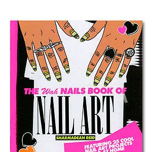 """<p>The Wah Nails Book of Nail Art, £9.99, <a href=""""http://www.urbanoutfitters.co.uk/wah-nails/invt/5620415776667/&bklist=%20"""" target=""""_blank"""">Urban Outfitters</a></p>"""