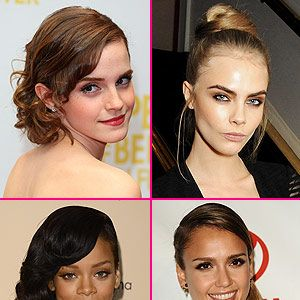 """<p>Ladies, get your dancing shoes on because it's party season! Cosmo spoke with the hottest hair stylists to get tips on achieving these amazing celebrity red-carpet hairstyles.</p><p>What are you waiting for? Throw your hair down and boogie all-night-long. Get tips on scoring the perfect party look from desk to dance floor. Let's go!</p><p><a href=""""http://www.cosmopolitan.co.uk/beauty-hair/news/trends/beauty-products/christmas-party-makeup-beauty#fbIndex1"""" target=""""_blank"""">SHOP FOR PARTY BEAUTY HERE</a></p>"""