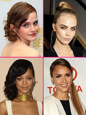 "<p>Ladies, get your dancing shoes on because it's party season! Cosmo spoke with the hottest hair stylists to get tips on achieving these amazing celebrity red-carpet hairstyles.</p> <p>What are you waiting for? Throw your hair down and boogie all-night-long. Get tips on scoring the perfect party look from desk to dance floor. Let's go!</p> <p><a href=""http://www.cosmopolitan.co.uk/beauty-hair/news/trends/beauty-products/christmas-party-makeup-beauty#fbIndex1"" target=""_blank"">SHOP FOR PARTY BEAUTY HERE</a></p>"