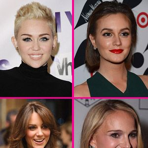 <p>From Beyonce's fierce bangs to Kate Middleton's soft side-swept layers, we're seen a number of gorgeous beauty makeovers on the red-carpet in 2012. this year was all about making a statement - we saw wildly dramatic haircuts (thanks to Miley Cyrus) and crazy hair colour changes. Check out Cosmo's selection of the hottest celebrity makeovers of 2012.</p>