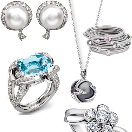 <p>Call off the search for jaw dropping jewellery girls! From rare A-list-look gifts-to-self, to diamond engagement rings that'll have you screaming 'I do!', these precious pieces made of pure platinum will have you feeling like Grace Kelly for life  <br /></p>