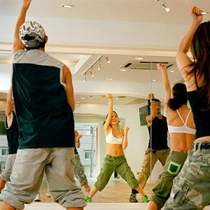 """<p>Zumba is out, and Sh'bam is in for 2013. Rather than working out to salsa-inspired dance moves, this full-body pre-choreographed workout is inspired by latin and hip-hop musicical rhythmns.</p><p>Lose weight while dancing to today's hit music? We're sold. This 45-minute session promises to burn up to 600 calories - now that's something to jump up for. Hurry up and catch the next class with <a href=""""http://w3.lesmills.com/westcoast/en"""" target=""""_blank"""">Les Mills group</a>.</p><p> </p>"""