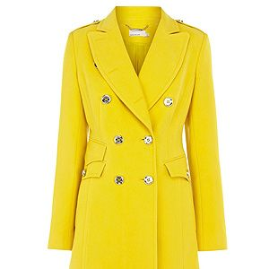 <p>Beat the January blues with this bright ray of sunshine - yet stay toasty, too. A total traffic stopper if ever we've seen one!</p>