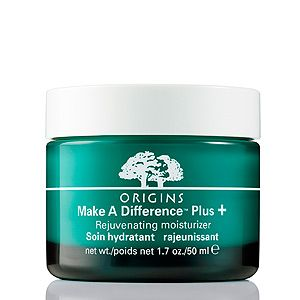 """<p>Feel like your skin gets super dry and flaky during the winter? Join the club. Thankfully, the new Origins Make A Difference™ Plus + collection utilizes advanced technology that helps support dehydrated skin.</p><p>Make A Difference™ Plus + Rejuvenating Moisturiser, £33, <a href=""""http://www.origins.co.uk"""" target=""""_blank"""">Origins</a></p>"""