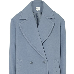 """<p>This powdery blue oversized coat from Reiss is an absolute beaut - we almost want it to be cold all the time so we can snuggle up in this chic style forves! And even better - have you seen the price? *sound the style steal klaxon!*</p><p>Lois oversized coat, £73 (from £245), <a title=""""Reiss"""" href=""""http://www.reiss.com/womens/reiss-sale/lois/soft-blue/#%20"""" target=""""_blank"""">Reiss </a></p>"""