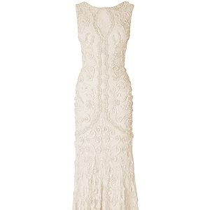"""<p>Louisa Ribbon Tapework Dress, £750, <a href=""""http://www.phase-eight.co.uk/fcp/departmenthome/wedding/weddingboutique?resetFilters=true"""" target=""""_blank"""">Phase Eight</a></p>"""