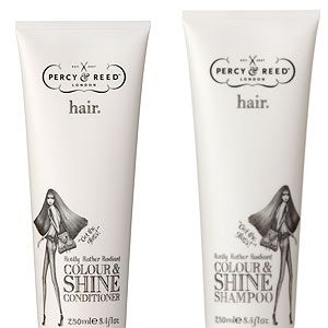 """<p>""""I'm absolutely converted to this range. This is the only shampoo I've used that allows me to easily comb my curly hair through after using. It gives me that lovely 'clean' feeling. The conditioner is super- moisturising too."""" Cassie, beauty writer</p><p>Percy and Reed Really Rather Radiant Colour and Shine Shampoo and Conditioner, £14 each, <a href=""""http://uk.spacenk.com/"""" target=""""_blank"""">Space NK</a></p>"""