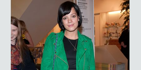 From chav chic to sophisticated style Lily Allen has grown up and got glamorous! Forget the full frocks and flat footwear of her debut days, along with her record sales, the songstress' style and sexiness has soared and she couldn't look better. <em>Cosmo</em> had no choice but to honour her recent revamp...<br /><br />Left: Lily gets the block bright trend spot on with a green suede biker jacket and blue Chanel handbag which brighten up her little black dress and YSL Trib Two platforms<br /><br />
