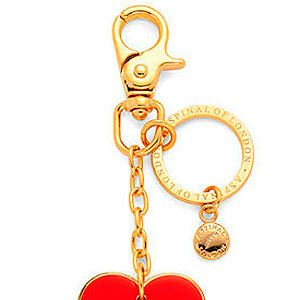 """<p>If your girlfriend is anything like us, she'll spend ages sifting through all the contents of her handbag to find her keys (yes we do need all of our makeup guys!). Make her job easier AND show some love with this cutesie Aspinal keyring which will make her keys stand out. Simples. </p><p>Valentine keyring, £35, <a href=""""http://www.aspinaloflondon.com/eshop-catalogue/ladies-collection/leather-handbags-and-evening-bags/handbag-charms-and-keyrings/6944-aspinal-valentine-heart-handbag-charm-and-keyring"""" target=""""_blank"""">Aspinal</a></p>"""
