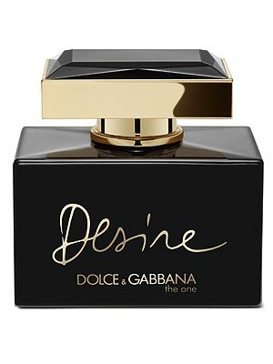 "<p>This sensual version of The One has been sexed-up with vanilla infused caramel, musk and sandalwood. Created by Stefano Gabbana and Domenico Dolce, it's got the makings of a signature scent for all flirty femmes. The 1930s-inspired black and gold bottle will be the ultimate addition to your dressing table too. <br /><br />£45/30ml, <a href=""http://www.harrods.com/product/the-one-desire-edp-30ml-%E2%80%93-75ml/dolce-and-gabbana-parfums/b12-0806-051-DGP-013%20"" target=""_blank"">Harrods</a></p> <p><strong>Tip:</strong> On a date, apply your fragrance to your lower neck so when your hair swishes during the night the scent is re-released.</p>"