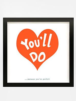 """<p>We're loving this print for a bit of a tongue-in-cheek present. Plus it'll look pretty on the wall.</p> <p>Print, £22.50, <a href=""""http://eu.fab.com/inspiration/druck-you-ll-do"""" target=""""_blank"""">Fab</a></p>"""
