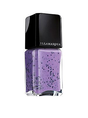"<p>Your beauty is one-of-a-kind, similar to that of a speckled egg. Illamasqua's new speckled nail varnishes launched just in time for Easter with these gorgeous, speckled glitters. Our favourite is the speckled lilac!</p> <p>Nail Varnish in Speckle, £14.50, <a href=""http://www.illamasqua.com/shop/products/nails/nail-varnishes/nail-varnish-in-speckle"" target=""_blank"">Illamasqua</a></p>"