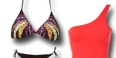 80a7a5e6a01d3 The best proportion-balancing bikinis and shape-sorting swimsuits for pear  shaped figures
