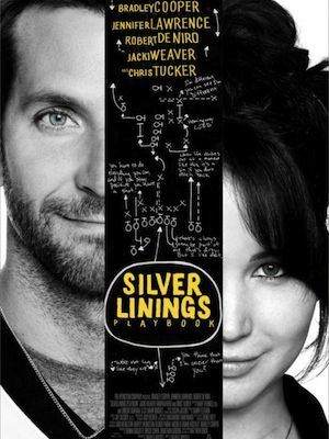 <p>Jennifer Lawrence and Bradley Cooper star in this dance movie for grown-ups, which has proven to be a hit with both the critics AND the general public! The story is a totally sweet romcom, which dallies with big topics like love, friendship, mental health and our need to impress our parents. Heavy stuff - so how come there were so many laugh out loud moments? Both JenLaw and hunky Brad are up for Best Actress and Actor, while the film itself is in the running for Best Picture - with plenty other chances at a golden statuette as well! Worth a watch if only to see Brad and Jen's amazing dance routine at the end...</p>