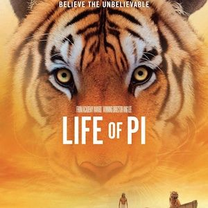 <p>Life Of Pi would be a must-see even if it weren't on the Oscar nominees list a grand total of ELEVEN times! Telling the story of a 16 year old boy stranded at sea with (wait for it) a Bengal Tiger. It's pretty much the most beautiful film we've seen since Avatar and, unlike that James Cameron flick, this one comes with a story we can really get on board with. Go watch it, stat - and make sure you see it in 3D for the full impact.</p>