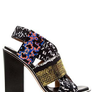 """<p>We like our heels the way we like our cheese, and our men: Chunky. But seriously, these printed heels from Zara are TO DIE FOR. Now we just need the weather to be warmer so we can brave getting our toes out...</p><p>Print sandal, £69.99, <a href=""""http://www.zara.com/webapp/wcs/stores/servlet/product/uk/en/zara-neu-S2013/363008/1167022/STRETCH%20SANDAL%20"""" target=""""_blank"""">Zara</a></p>"""