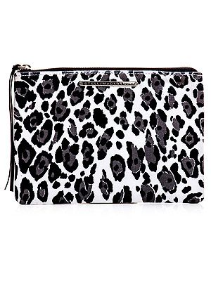 "<p>We're seriously coveting Stella's oversized leopard print pieces for SS13, but our bank balance won't allow them to be ours. This clutch from the collection will have to do instead (and will work out out to just pennies with the cost-per-wear ratio)...</p> <p>Stella McCartney leopard print clutch, £95, <a href=""http://www.matchesfashion.com/product/142800%20"" target=""_blank"">Matches</a></p>"