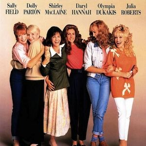 """<p>How's about we kick things off with a film GUARANTEED to bring tears to your eyes as you watch it, eh? Steel Magnolias is the ultimate girls night-in film, especially if you're having that girls night-in with your mum.</p><p>It's all about friendship, love, beauty parlour gossip and, most importantly, an amazing mother-daughter relationship - Sally Field and Julia Roberts are amazing. Throw in Dolly Parton, a host of fab women and a dash of the harsh realities of life and you're left with """"the funniest movie to ever make you cry"""". Trust us.</p><p>£3, <a title=""""Steel Magnolias"""" href=""""http://www.amazon.co.uk/Steel-Magnolias-DVD-Shirley-MacLaine/dp/B00005225G"""" target=""""_blank"""">Amazon</a></p>"""
