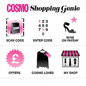 """<p>Reading Cosmo will never be the same again – this nifty shopping app will make the fashion and beauty pages come to life! Download the Cosmo Shopping Genie and shop the products straight from the page – genius!</p><p>Download it <a title=""""iTunes - Cosmo Shopping Genie"""" href=""""http://itunes.apple.com/gb/app/cosmo-shopping-genie/id502385254?mt=8%20"""" target=""""_blank"""">here</a></p>"""
