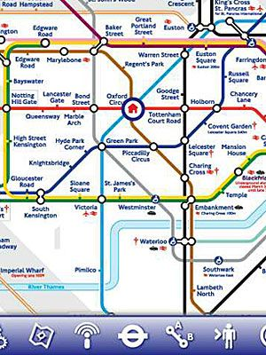 Cosmos guide to the best apps ever panother one for the london commuters but handy if youre tube map gumiabroncs Images