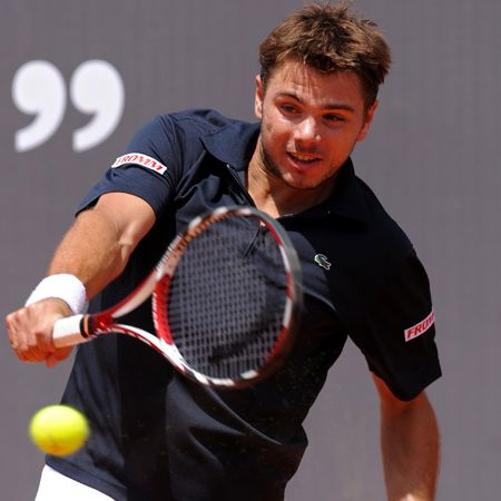 Swiss sexpot Stanislas may have a name that's unpronounceable but who cares, we don't want to call him anything other than hot hot hot! If you need the vital stats he's 5ft 11 and 12 stone of pure muscle - mmmm and oh yes, he's ranked 19th in the tennis world  <br />