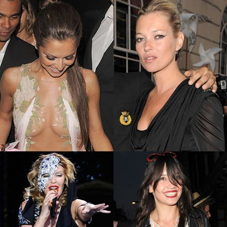 Click through to see the celebs posing for the paps this week...<br />