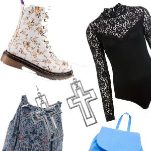 Grunge up your wardrobe for spring with our round-up of the 25 best 90s-inspired fashion finds from the high-street!
