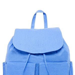 """<p>Rucksacks are making a comeback. Show off your laidback side with this blue rucksack from Boohoo.</p><p>Rucksack, £25,  <a href=""""http://www.boohoo.com/restofworld/accessories/bags/icat/bags/new-in-accessories/simone-bright-rucksack/invt/azz53075"""" target=""""_blank"""">Boohoo.com</a></p>"""