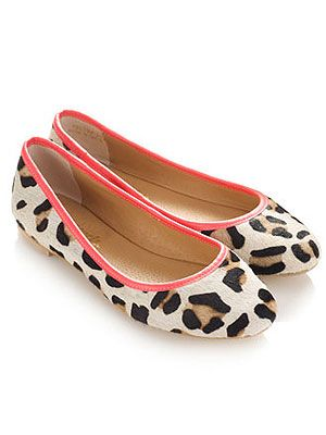 """<p>We can't wait to ditch our boots for ballerinas! We'll be jazzing up our spring wardrobe with these comfy-looking yet stylish leopard print ballerinas with contrasting neon trim from Accessorize.</p> <p>Ballerinas, £32, <a href=""""http://uk.accessorize.com/view/product/uk_catalog/acc_3,acc_3.2/3953942337"""" target=""""_blank"""">Accessorize</a></p>"""