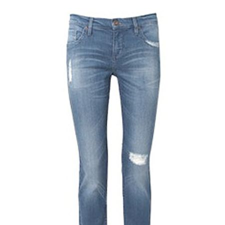 """Ripped jeans, £45 , <a href=""""http://www.oasis-stores.com/fcp/product/Oasis/All-Trousers/Dolly-Wash-Ripped-Cherry/3250142823"""">Oasis</a> - Ripped jeans are everywhere right now and have a huge celeb following. These are ripped just enough for a cool laid back feel"""