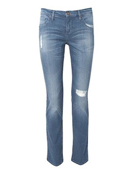 "Ripped jeans, £45 , <a href=""http://www.oasis-stores.com/fcp/product/Oasis/All-Trousers/Dolly-Wash-Ripped-Cherry/3250142823"">Oasis</a> - Ripped jeans are everywhere right now and have a huge celeb following. These are ripped just enough for a cool laid back feel"