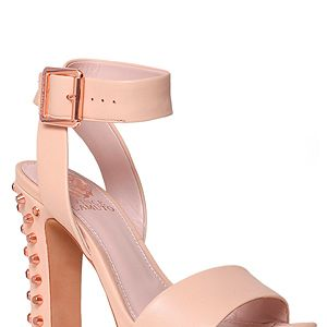"""<p>The chunky heels on these Kurt Geiger sandals mean they're the right side of comfy to wear all day in the office and then out partying. The studs are just a bonus.</p><p>Sandals, £115, <a href=""""http://www.kurtgeiger.com/women/altman-pink-snake-print-40-vince-camuto-shoe.html"""" target=""""_blank"""">Kurt Geiger</a></p>"""