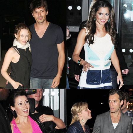 Click through and see the celebrities posing for the paps this week...<br />