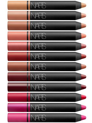 """<p>Lip pencils have had a maj' makeover this season and are now our go-to product for luscious lips. The new NARS Satin Lip Pencils slide on to grant an incredible veil of colour. There are thirteen shades, from neutrals to hot hues and right now we want the LOT. <br /> <br />£17.50, <a title=""""http://www.narscosmetics.co.uk/the-latest/collections/newest-collections-from-nars/satin-lip-pencil-collection"""" href=""""http://www.narscosmetics.co.uk/the-latest/collections/newest-collections-from-nars/satin-lip-pencil-collection"""" target=""""_blank"""">narscosmetics.co.uk</a></p>"""