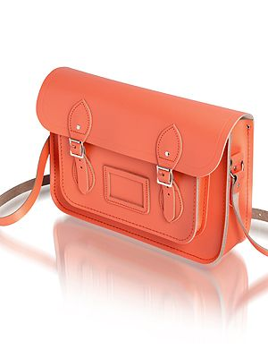 """<p>Coral and totally chic, this Cambridge Satchel is perfect for Coachella. Not only is it roomy enough for all of your festival essentials, it looks super stylish, too. The Chelsea collection is a current fave of ours, especially this 'honeysuckle' coral shade. Don't forget to get your satchel embossed, fashion is getting personal right now.</p> <p>Satchel, £115, <a title=""""https://www.cambridgesatchel.co.uk/buy/chelsea/"""" href=""""https://www.cambridgesatchel.co.uk/buy/chelsea/"""" target=""""_blank"""">Cambridge Satchel Company</a></p> <p> </p>"""