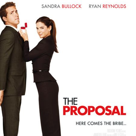 If you're a fan of our latest man crush, Ryan Reynolds, don't miss, <em>The Proposal</em>, a rom-com that flips the stereotypical male boss and female PA flirting. Sandra Bullock plays a high flying publishing exec who forces her sexy assistant, (Ryan) to marry her to avoid being deported to Canada. As in every good rom-com, the unlikely couple fall for each other but there are countless curveballs stopping their path of seduction. Think Green Card, only with a much hotter man! Out 22 July  <br />