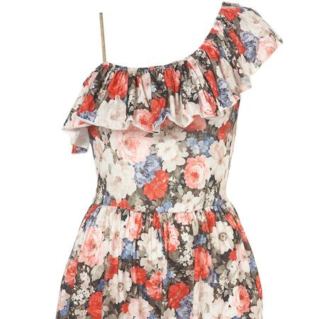 """Frills are fab for creating curves. This pretty playsuit will give the illusion of a fuller chest <p> </p><p>£32, <a href=""""http://www.topshop.com/webapp/wcs/stores/servlet/ProductDisplay?beginIndex=0&viewAllFlag=&catalogId=33057&storeId=12556&productId=1849620&langId=-1&categoryId=&parent_category_rn"""" target=""""_blank"""">www.topshop.com</a></p>"""