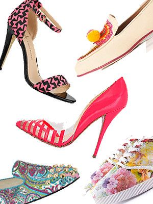 e0690f109 You know what they say… There's no business like shoe-business! So we
