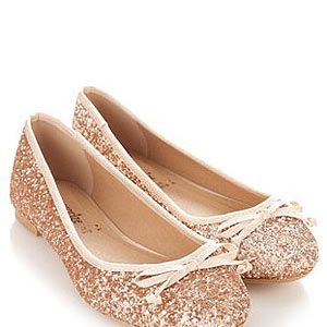 """<p>Because you're never too old to have shoes covered in glitter.</p><p>Ballerinas, £25, <a href=""""http://uk.accessorize.com/view/product/uk_catalog/acc_3,acc_3.1/3954025337"""" target=""""_blank"""">Accessorize</a></p>"""