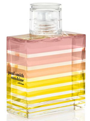 "<p>Blue skies above, new high-tops on, picnic hamper packed - the only thing you're missing is this. A cocktail of pink grapefruit and mouth-watering peach, this uplifting, zesty scent really is like sunshine in a bottle. Keep it on your desk when you need a mid-afternoon mood boost!</p> <p>£31,<a href=""http://www.paulsmith.co.uk/uk-en/shop/new-online/womens-sunshine-edition-eau-de-toilette-100ml.html%20"" target=""_blank""> paulsmith.co.uk</a></p>"
