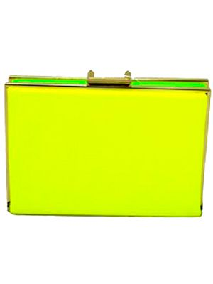"<p>Any girl about town worth her salt won't be seen out without a neon clutch bag. We're liking this neon yellow box clutch bag by LYDC for Brand Village.</p> <p>Bag, £18.99, <a href=""http://www.brandvillage.co.uk/products/The-Barons-Court-Neon-Yellow-Box-Clutch-Bag-by-LYDC.html"" target=""_blank"">Brand Village</a></p>"