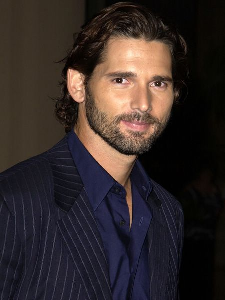 Prepare to get flustered ladies, this month we're drooling over the gorgeous Eric Bana and we've plenty of pics of the perfect man to put you in a tizzy. If you haven't fed your attraction for the Aussie actor in his previous films, <em>Troy</em> and <em>Star Trek</em> you can catch him in his latest flick <em>The Time Traveller's Wife</em>, but to whet your appetite here's our pick of his sexiest snaps  <br />