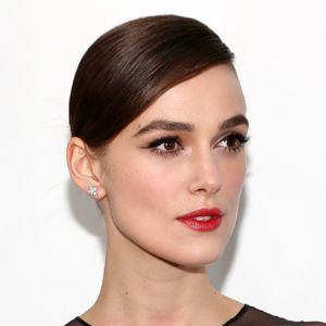 <p>It was in the roaring 20s that short hair first became popular with fashion-forward females and we're all over Kiera's adaptation of the Eton crop. With a boyish edginess but chic and sexy finish, pair this slicked-down style with sports luxe suits for a full-on retro revival!</p>