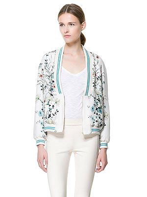 "<p>A statement jacket is a great way to liven up a neutral outfit and wrap up against the evening chill. Conclusion? We NEED this Zara jacket pronto.</p> <p>Jacket, £69.99, <a href=""http://www.zara.com/webapp/wcs/stores/servlet/product/uk/en/zara-neu-S2013/363008/1295952/LOOSE+PRINTED+JACKET"" target=""_blank"">Zara</a></p>"