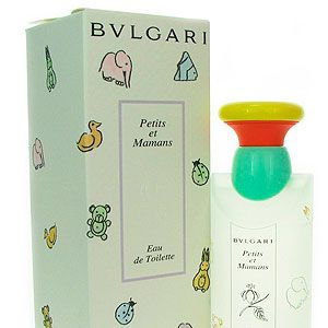 """<p>If that 'new baby' smell is getting a little old, or if mums want a calming fragrance, check out Bvlgari's Petits et Mamans. The eau de toilette spray has chamomile and talc notes, plus it's alcohol-free and allergy-tested.</p><p>Bvlgari Baby Eau de Toilette 100ml, price varies, <a href=""""http://www.amazon.co.uk/Bvlgari-Petits-Mamans-Toilette-Spray/dp/B001CT09TU"""" target=""""_blank"""">Amazon</a></p>"""