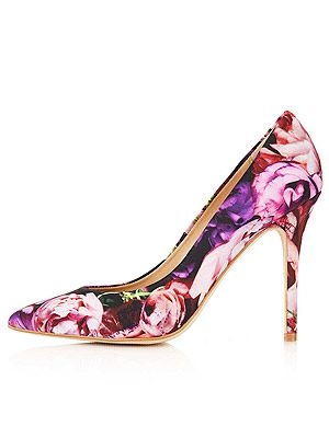 "<p>These floral beauties are bound to put a spring in your step and make your summer wardrobe bloom.</p> <p>Courts, £58, <a href=""http://www.topshop.com/webapp/wcs/stores/servlet/ProductDisplay?beginIndex=1&viewAllFlag=&catalogId=33057&storeId=12556&productId=10888490&langId=-1&sort_field=Relevance&categoryId=277012&parent_categoryId=208491&pageSize=200"" target=""_blank"">Topshop</a></p>"