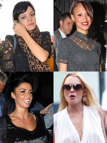 Papped!Click through to see what the celebs got up to this week...<br />
